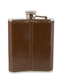 Old flask Stock Photos