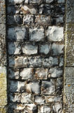Old Flint Wall detail royalty free stock images