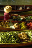 Old Floating Market. Stock Image