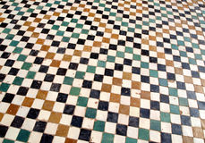 Old floor Stock Photography