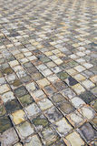 Old Floor Tiles Royalty Free Stock Images