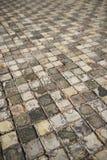 Old Floor Tiles Stock Images