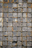 Old Floor Tiles Stock Photography