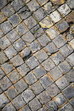 Old Floor Tiles Stock Photos