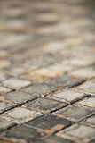 Old Floor Tiles Stock Photo
