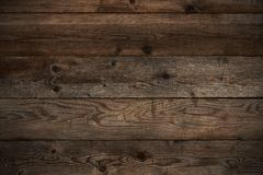 Old floorboard wood background Stock Image