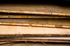 Old floorboards Royalty Free Stock Photography