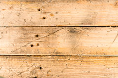 Old flooring Stock Image