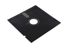Old floppy disk Stock Photography