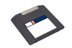 Old floppy disk Royalty Free Stock Image