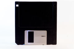 The old floppy disk Royalty Free Stock Photos