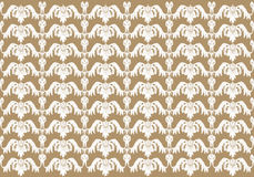 Old floral pattern Stock Photos