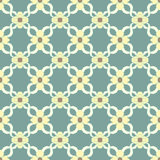 Old floral tiles Royalty Free Stock Image