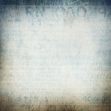 Old folded paper Royalty Free Stock Images