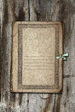 Old folder Royalty Free Stock Image