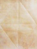 Old folder paper diagonal shape Royalty Free Stock Photos
