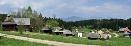 Old Folk Village Stock Image