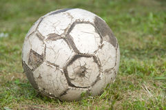 Old football Stock Image