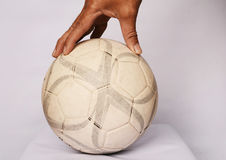 Old football classic Stock Image