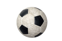 Old football. stock photos