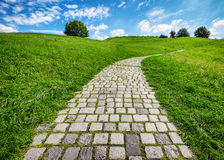 Old footpath Stock Photography