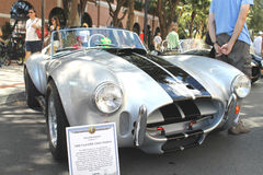 Old Ford ERA Cobra replica Car at the car show Stock Photo