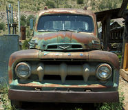 Old Ford Truck Stock Images
