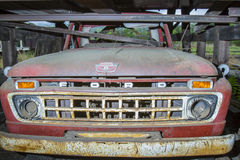Old Ford truck Royalty Free Stock Photography