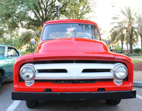 Old Ford truck Royalty Free Stock Photo