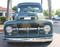 Old Ford V8 Truck. The old Ford V8 Truck at the show Royalty Free Stock Photography