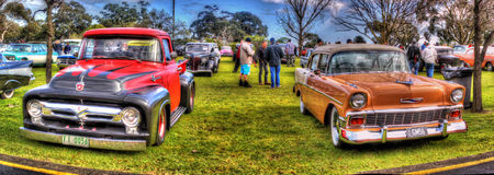 Old Fords never die Royalty Free Stock Photos