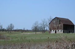 Old, Forgotten Barn Royalty Free Stock Photo