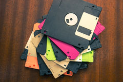 The old forgotten technologies. Royalty Free Stock Images