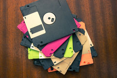 The old forgotten technologies. Royalty Free Stock Photos
