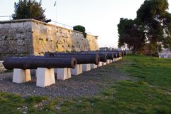 Old fort Stock Photo