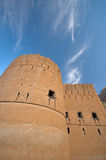 Old Fort. In Rustaq, Oman Stock Photos