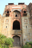 Old fort. Gate, new delhi Stock Photos