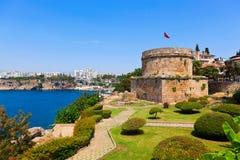 Old fort in Antalya, Turkey Stock Photos
