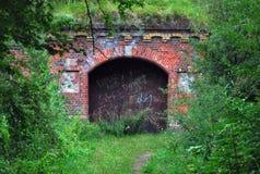 Old fort in Baltiysk Royalty Free Stock Images
