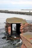 Old fort in Baltiysk Royalty Free Stock Photo