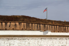 Old Fort Barrancas Royalty Free Stock Photography