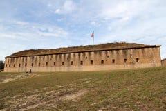 Old Fort Barrancas Stock Photos