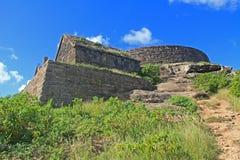 Old Fort Barrington In St. John's Antigua Royalty Free Stock Image