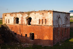 Old fort Royalty Free Stock Photos