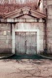 Old Fort Door Stock Photos