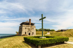 Old Fort Niagara Royalty Free Stock Photography