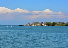 Old Fort Niagara Stock Image