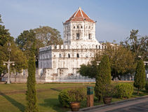 Old Fort Phra Sumeru in Bangkok Stock Photo