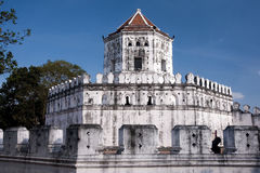 Old Fort Phra Sumeru in Bangkok Royalty Free Stock Photography