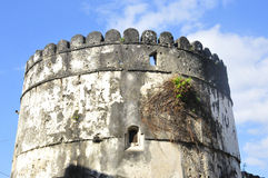 The Old Fort Royalty Free Stock Photo